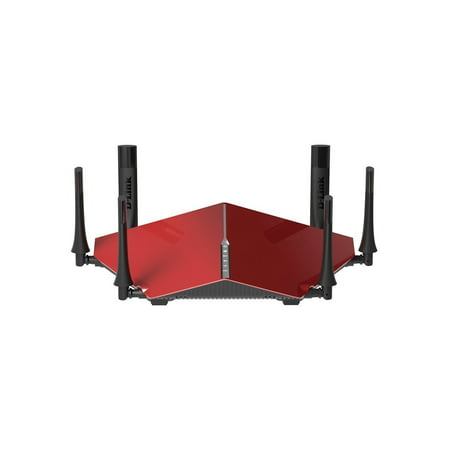 D-Link Wireless AC3200 Tri-Band Gigabit Router with SmartConnect (Wireless Router Ac Dlink)