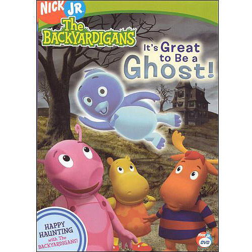 The Backyardigans: It's Great To Be A Ghost (Full Frame)