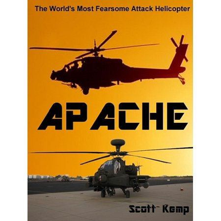 Apache: The Worlds Most Fearsome Attack Helicopter - - Apache Helicopter Decal