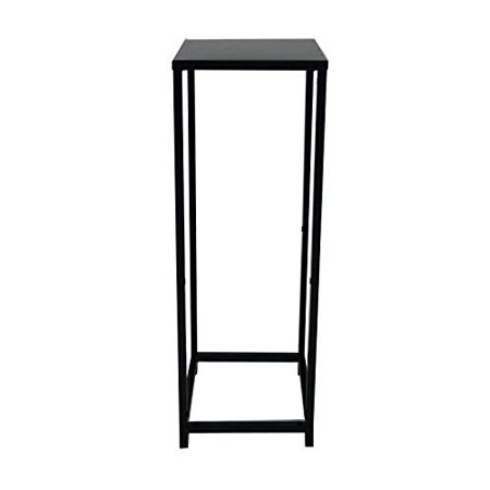 Koyal Wholesale Black Modern Flower Stand, Metal Floral Pedestal Stand for Wedding Centerpieces - Modern Wedding Centerpieces