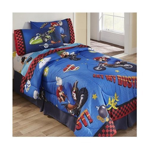 Spiderman 4pc Bed Set