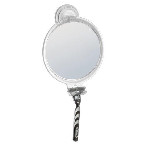 InterDesign Power Lock Fog-Free Mirror