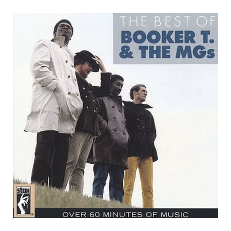 BEST OF BOOKER T & THE MGS