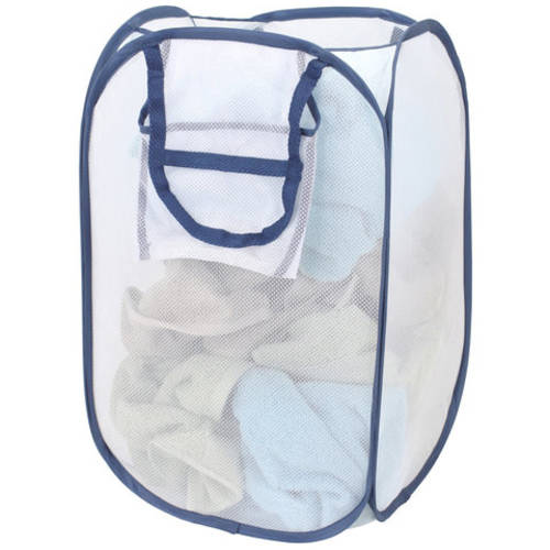 Mainstays Heavy Duty Pop-Open Hamper