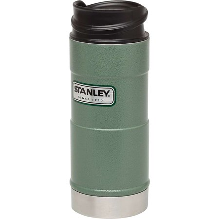 Stanley Classic 12oz One Hand Vacuum Mug (Stanley 24 Oz Utility Ss Water Bottle)