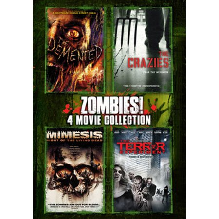 Zombies! Collection (DVD)](Rob Zombie's Halloween Movies)