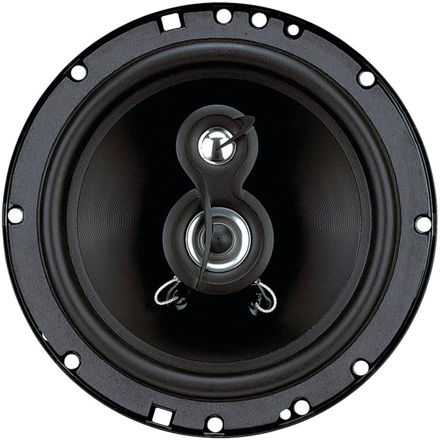 "Planet Audio TRQ623 Torque Series Speakers (6.5"", 3-Way, 300 Watts Max)"
