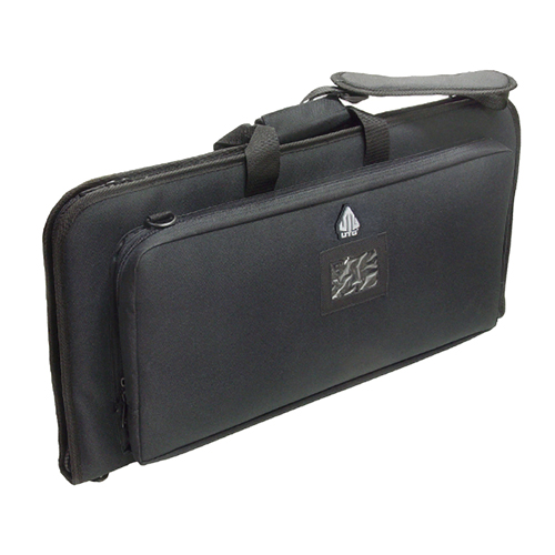"UTG Homeland Security 25"" Covert Gun Case, Black"