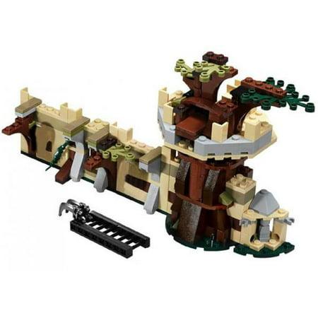Outpost Hybrid - LEGO The Hobbit Terrain Sets Mirkwood Outpost [Loose]