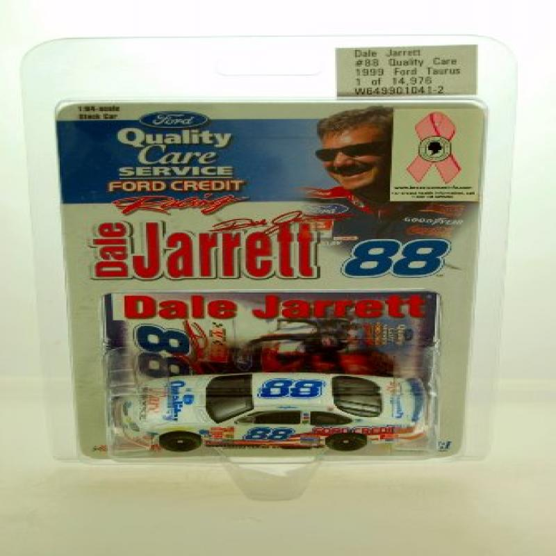 Action Technologies NASCAR - Dale Jarrett #88 - Ford Qual...