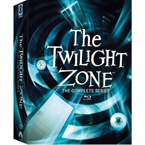 The Twilight Zone: The Complete Series (Full Frame) PARBR59183212