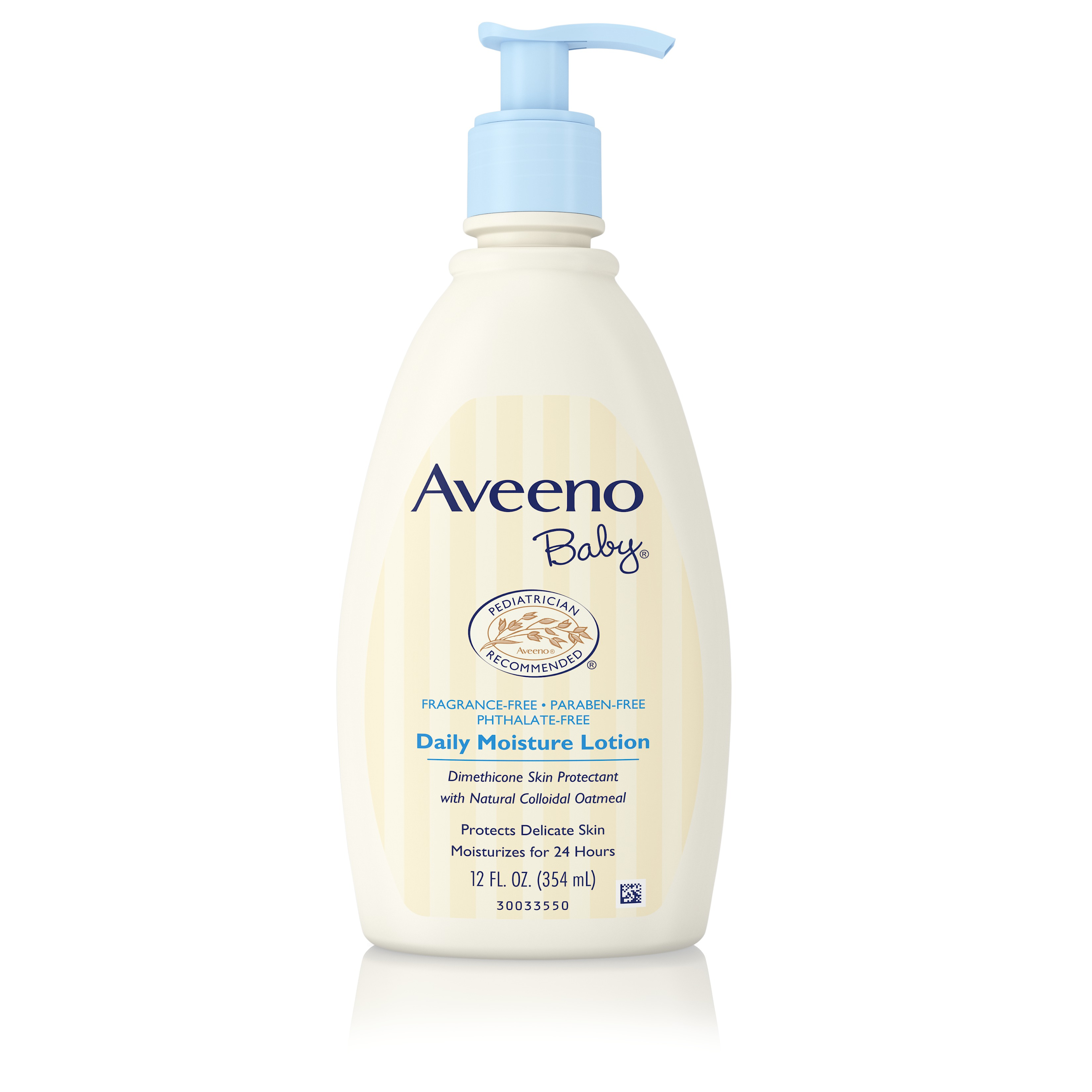 Aveeno Baby Daily Moisture Lotion with Natural Colloidal Oatmeal, 18 fl. oz by Johnson & Johnson