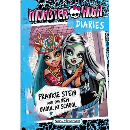 Monster High Diaries: Frankie Stein and the New Ghoul at School](Frankie Stein Cartoon)