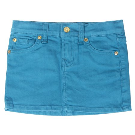 7 for All Mankind Girl's Mini Skirt 7FEXG0755