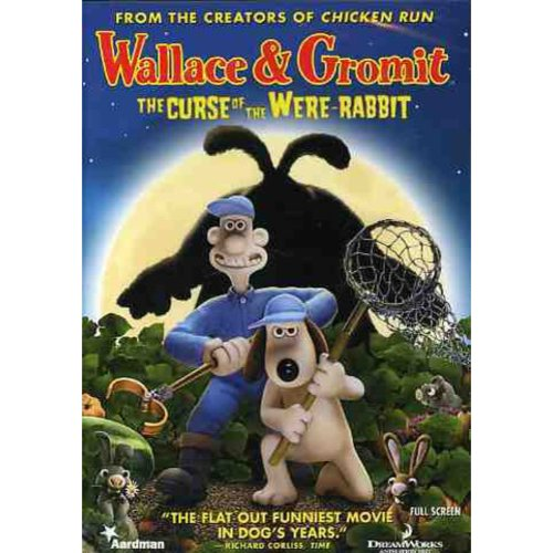 Wallace & Gromit: The Curse Of The Were-Rabbit (Full Frame)