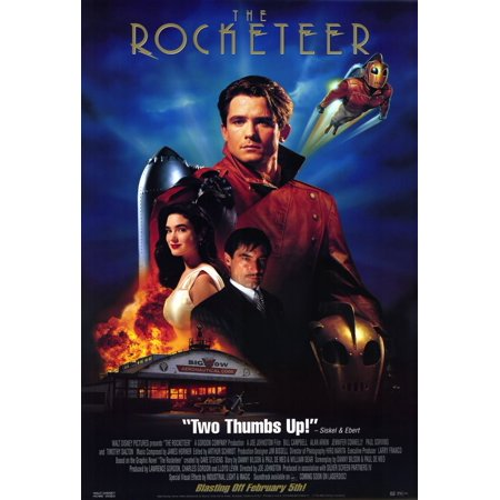 The Rocketeer  1991  27X40 Movie Poster
