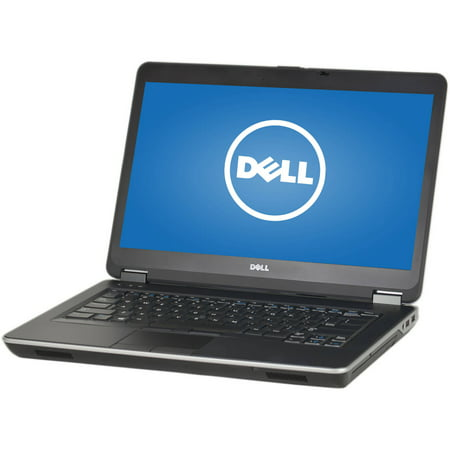 Refurbished Dell Latitude E6440 14u0022 Laptop, Windows 10 Pro, Intel Core i5-4300M Processor, 8GB RAM, 240GB Solid State Drive