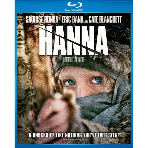 Hanna (Blu-ray) (With INSTAWATCH) (Widescreen)