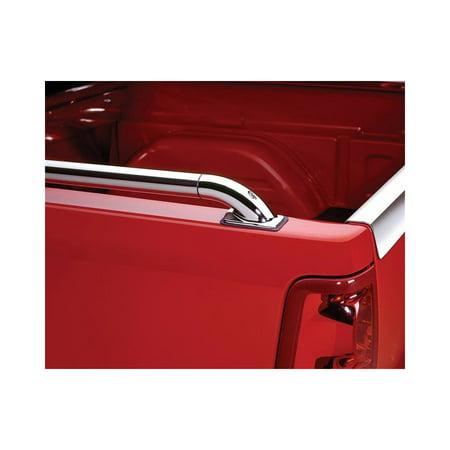 Putco Liquid Pedals (Putco 59886 Bed Rails, Approx. 4 ft. 5 in. Polished)