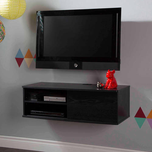 South Shore Agora Wall Mounted Tv Stand For Tvs Up To 38 Multiple