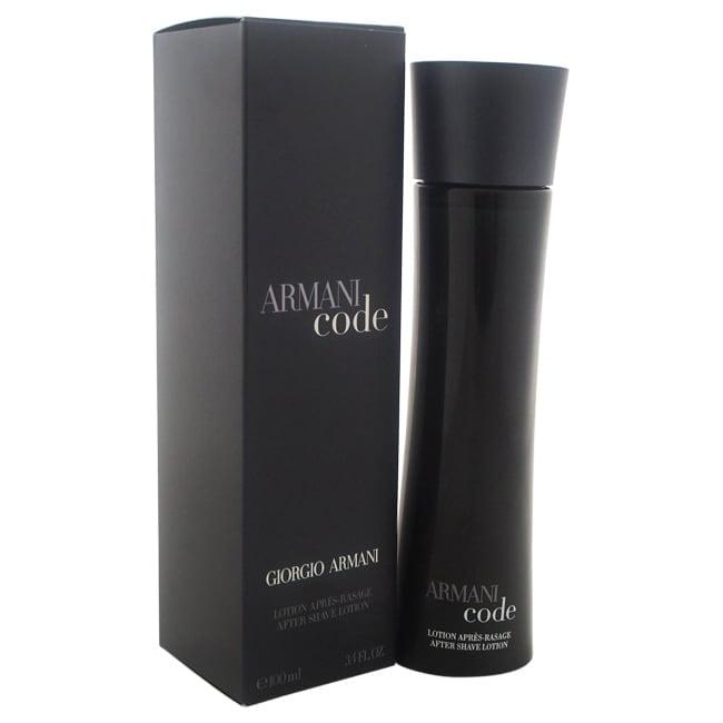 armani code 100 ml