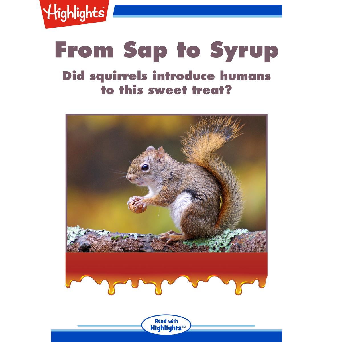 From Sap to Syrup - Audiobook