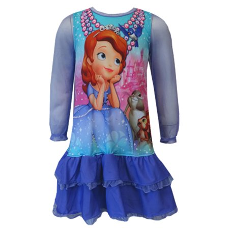 Disney Sofia The First Daydreaming Toddler Nightgown