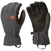 Mountain Hardwear Mens Torsion Insulated Glove, Black, Small