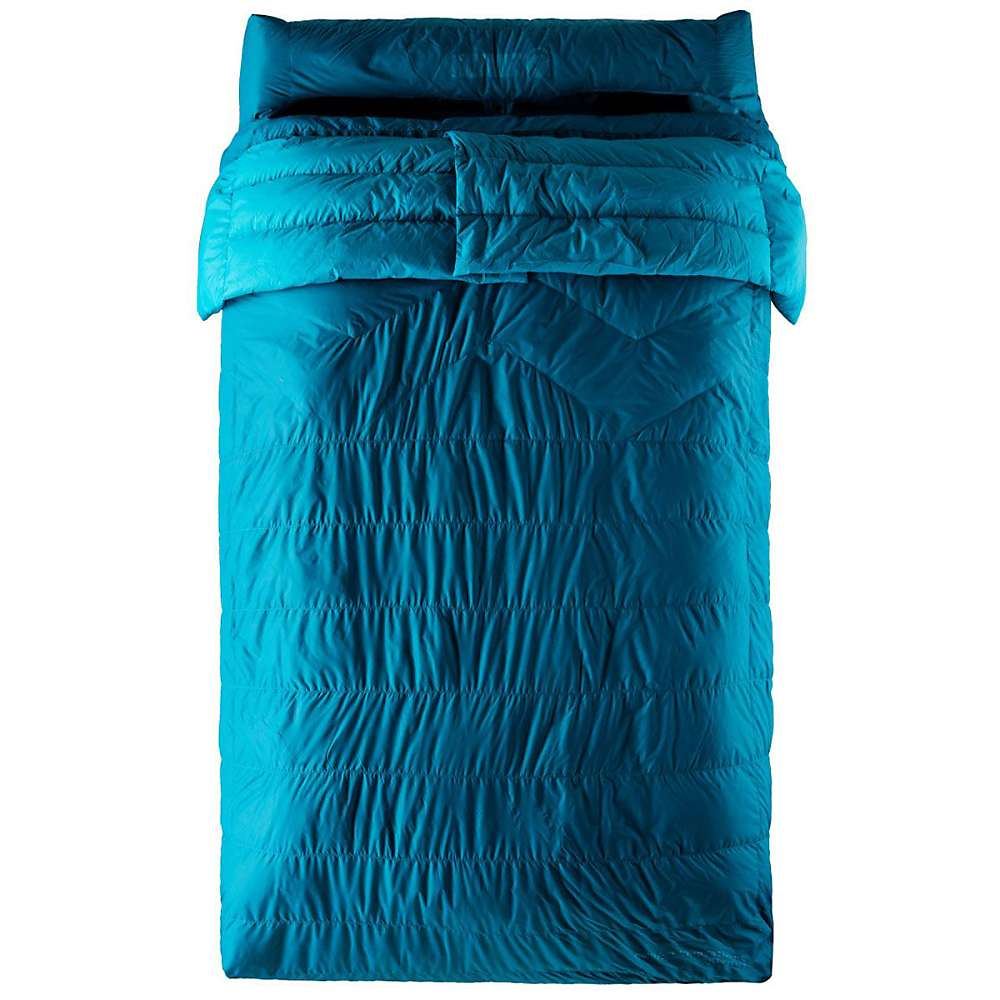 Click here to buy Klymit KSB Double Down Sleeping Bag.