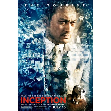 Inception POSTER Movie K (27x40)