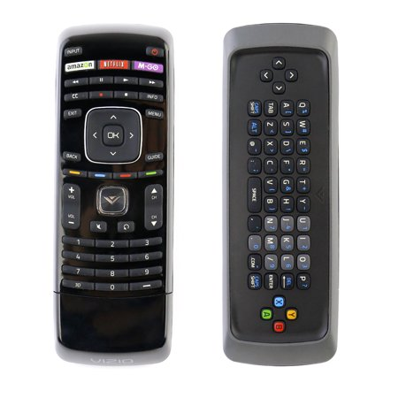 New XRT303 3D Smart TV Remote Control fit for Vizio TV E3D320VX E3D420VX E3D470VX E3DB420VX E3D320VX with Netflix/MGO App (Direct Tv Remote Control App For Android)
