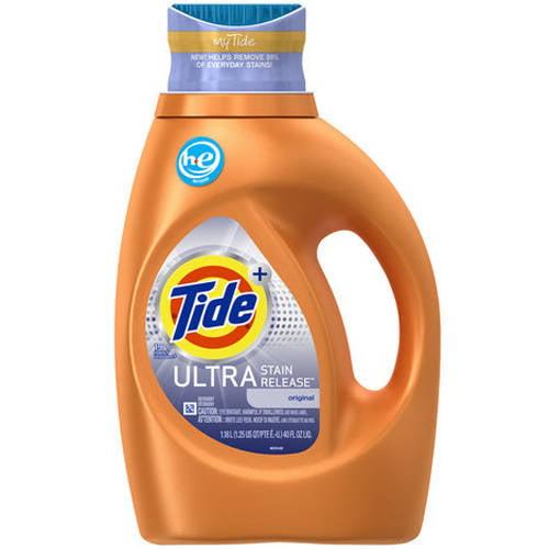 Tide Original Scent He Turbo Clean Liquid Laundry