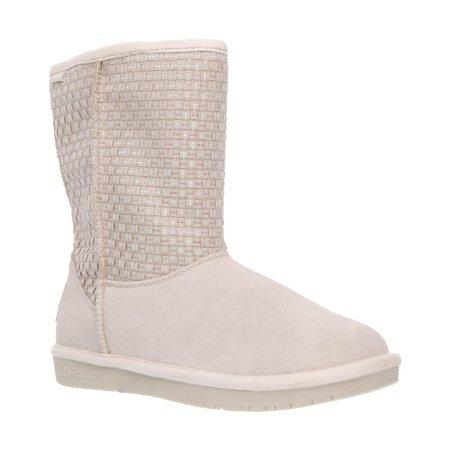 Skechers Winter Boots - Skechers Women's Shelbys Iceland Casual Comfort Cool Weather Boot Winter White