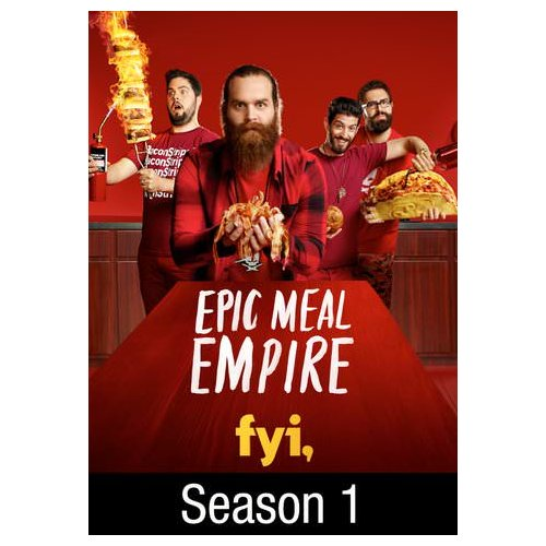Epic Meal Empire: Poultry in Motion (Season 1: Ep. 18) (2014)