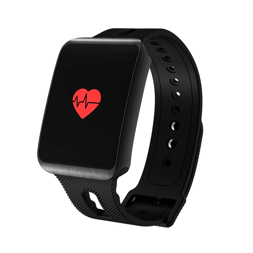 TF1 Nordic 52832 Chip Bluetooth 4 0 Smart Watch for iOS for Android Phones  IP67 Waterproof Heart Rate Blood Pressure Tracker