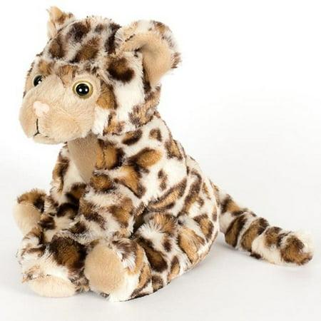 Wishpets 11  Sitting Jaguar Stuffed Animal