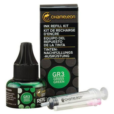 Chameleon Color Tones Ink Refill Kit, Summer Sun YL2 - Sun Refill