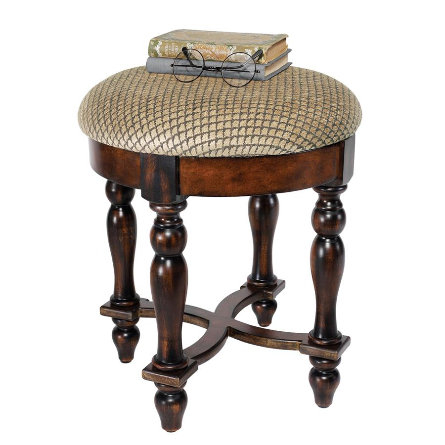 Grand Duchess Boudoir Stool