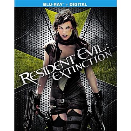 Resident Evil: Extinction (Blu-ray) (Resident Evil Halloween Horror Nights)