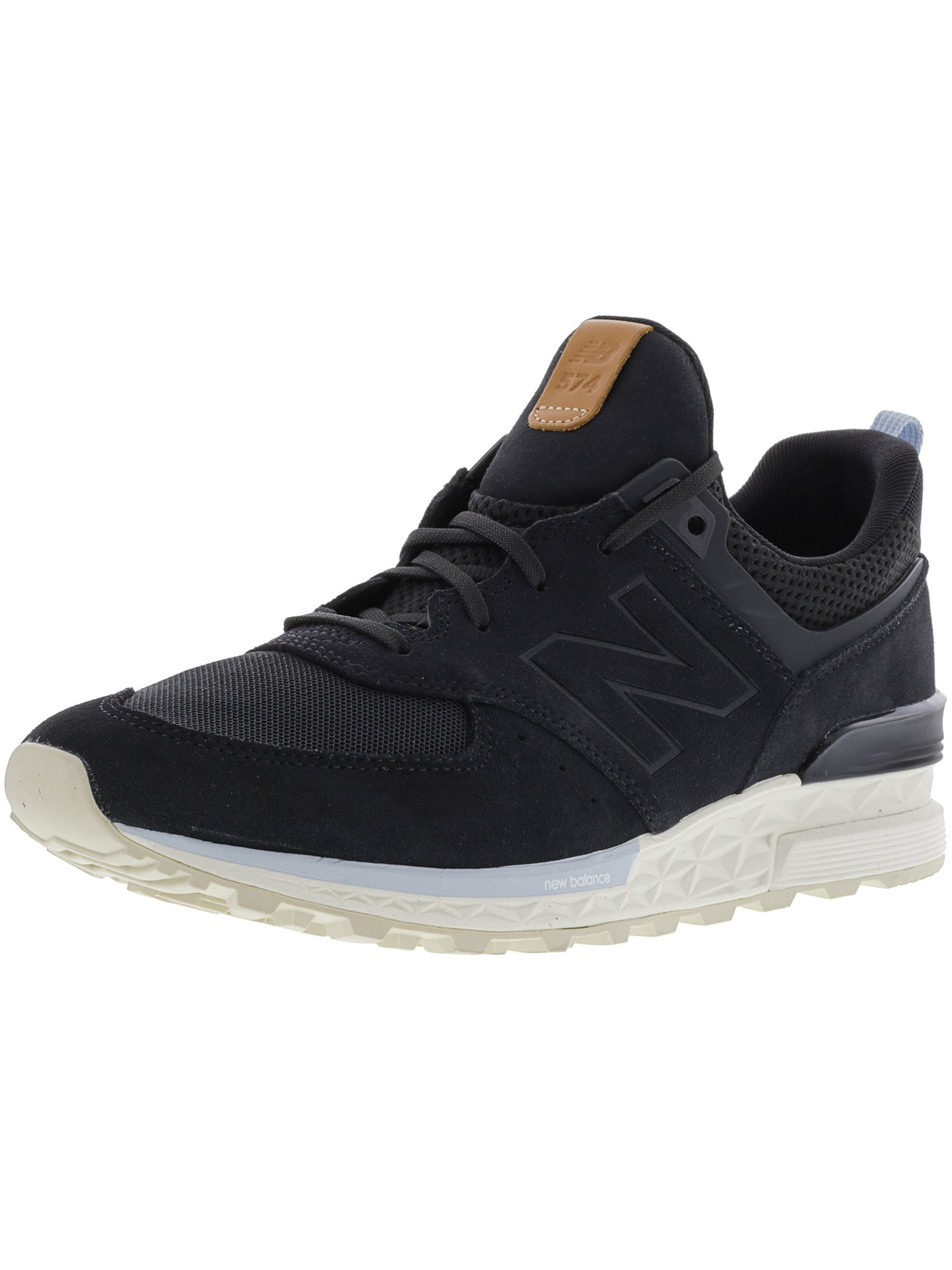 New Balance Women's Ws574 Pmd Ankle-High Leather Fashion Sneaker - 11M