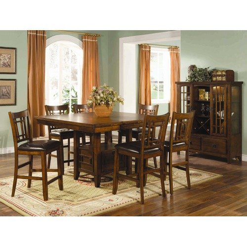 Lifestyle California Eureka Counter Height Dining Table