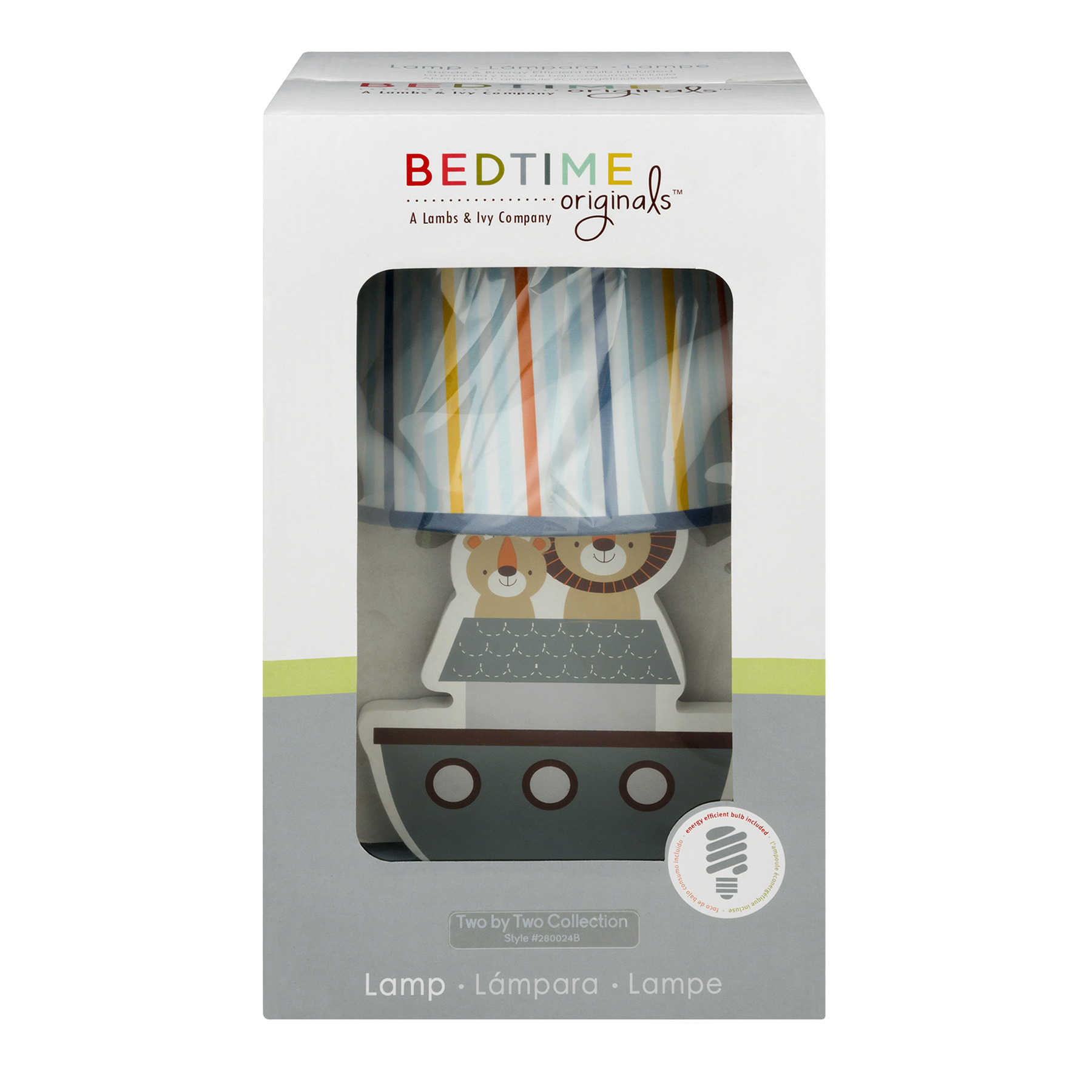 Bedtime Originals Lamp Two by Two  -1 CT1.0 CT