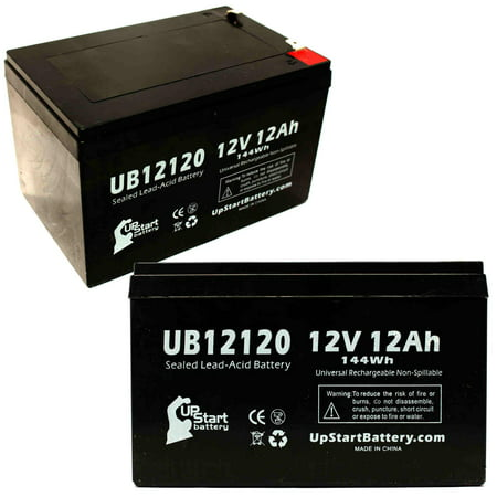 2x Pack Razor Mx650 Dirt Rocket Battery Replacement