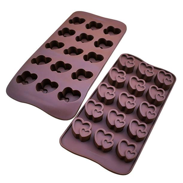 Details about  /Silicone Shape Mold Fondant Bakeware Craft DIY Baking Cake Decor