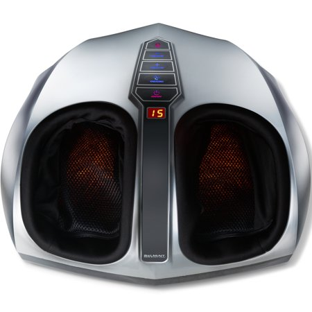 Belmint Shiatsu Foot Massager with Heat, Deep-Kneading and 5 Pressure Settings