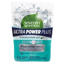 Dishwasher Detergent: Seventh Generation Ultra Power Plus