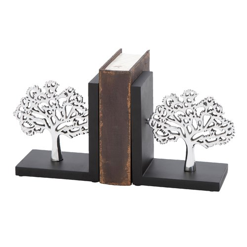 ABC Home Collection Tree of Life Bookends (Set of 2) by