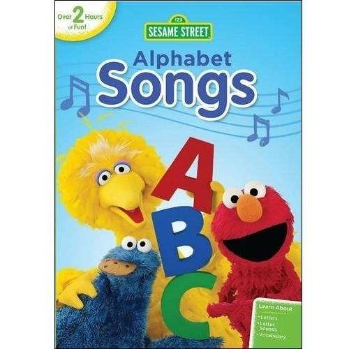 Sesame Street: Alphabet Songs (Full Frame) by