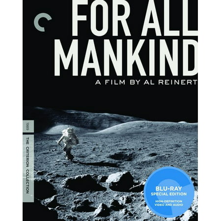 For All Mankind  Criterion Collection   Blu Ray