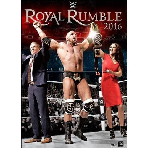 WWE Royal Rumble 2016 by WARNER HOME VIDEO